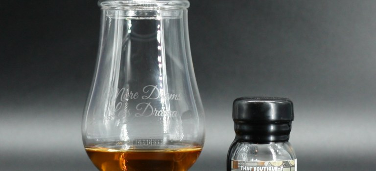 Quick review: New York Distilling Company 2yo b3 TBWC