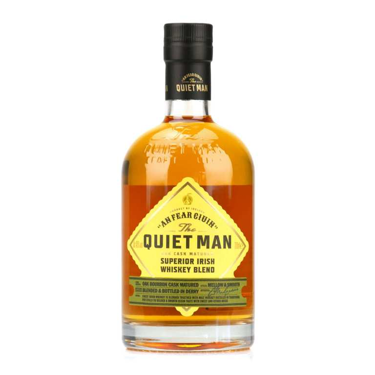 The Quiet Man Superior Blend