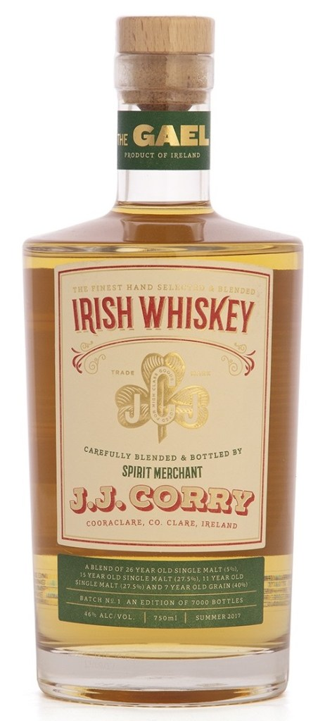 J.J. Corry The Gael batch 1