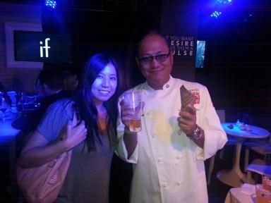 My Picture w/ Iron Chef Morimoto!