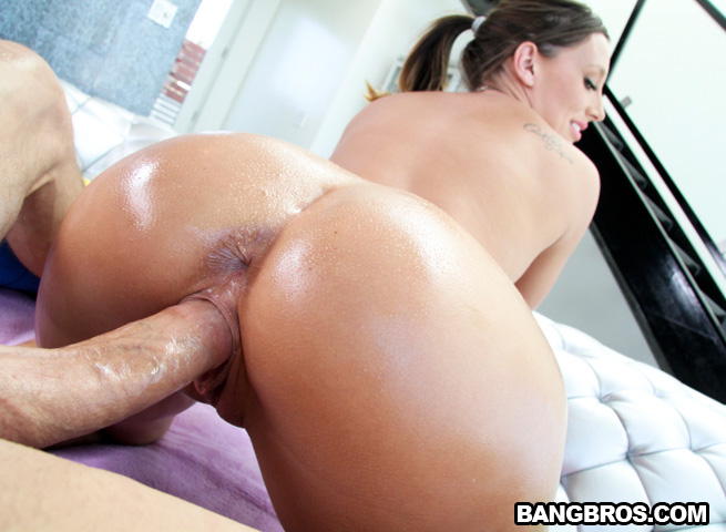 Big Ass White Girl Fucked Hard