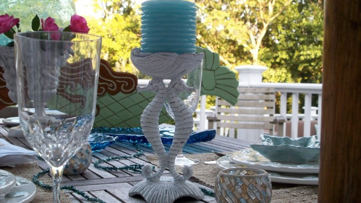 Mermaid Table