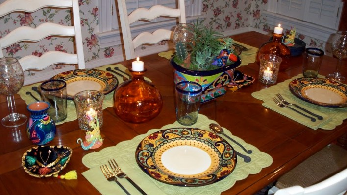 Mexican Table