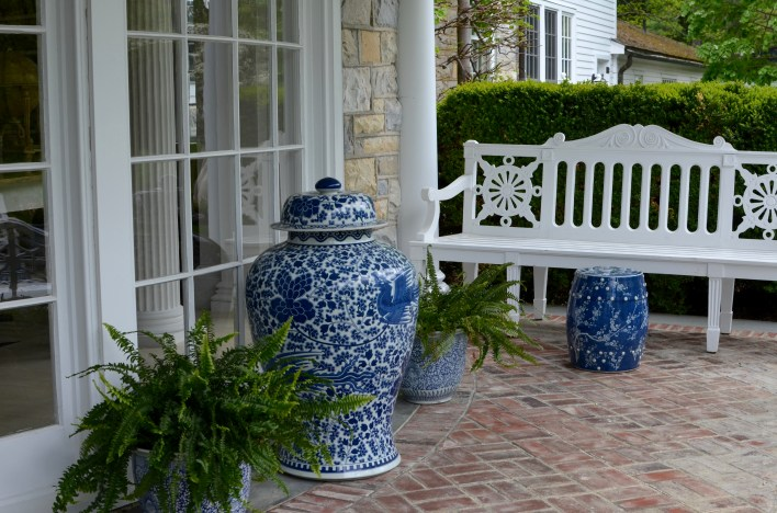 weatherstone porch
