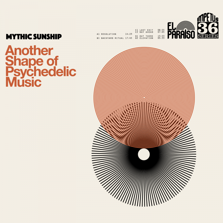 Mythic Sunship - Another Shape of Psychedelic Music Review