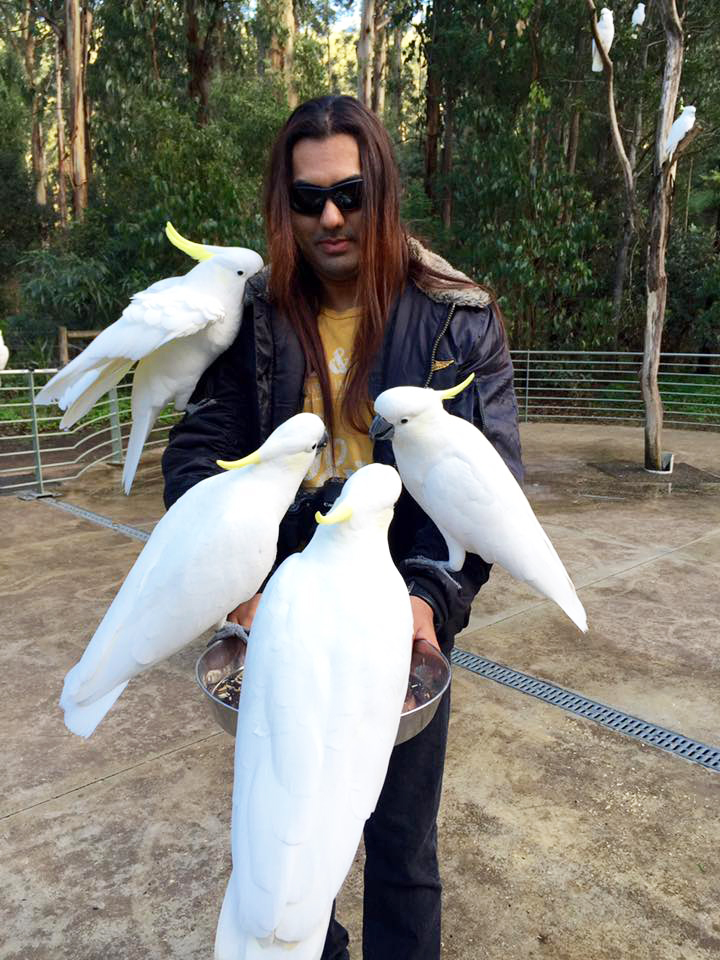 Kunal Choksi of Transcending Obscurity Records