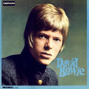 1967 - David Bowie - Front