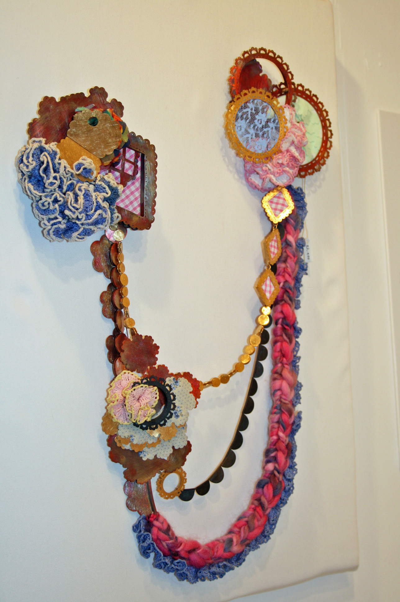 Sally Collins Jewellery Artist