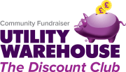Fundraising for Charity and Community Groups with Utility Warehouse