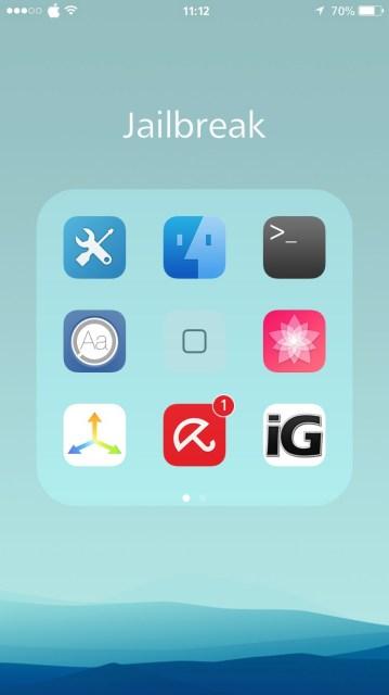 byefoldername2 Cydia Tweak ByeFolderName zero.zero.1-17 iOS