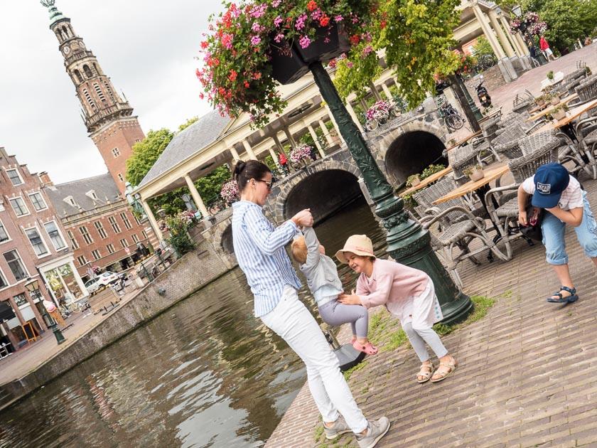 Reisen mit Kindern Holland