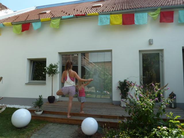 Working Yoga Mum Yogahäuschen