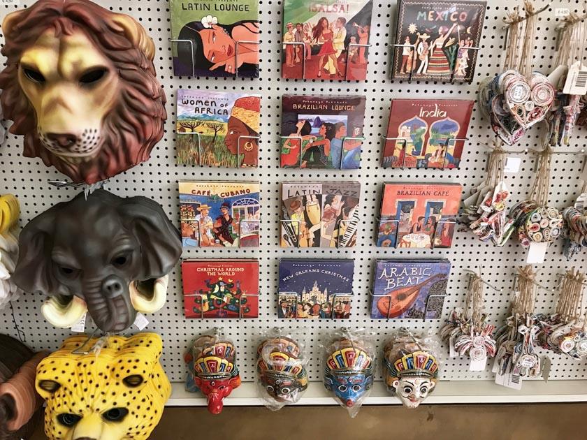 Wien Tipps für Mama und Kind_Weltmuseum Shop