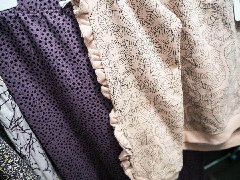 Pompdelux Home Shopping_Kleidungsstücke im Mustermix