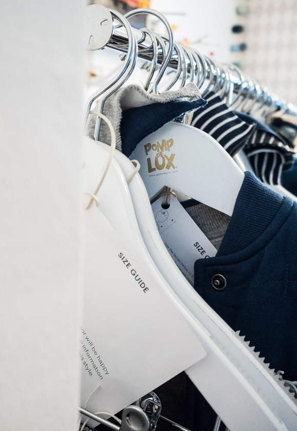 Pompdelux Home Shopping_Kleiderbügel
