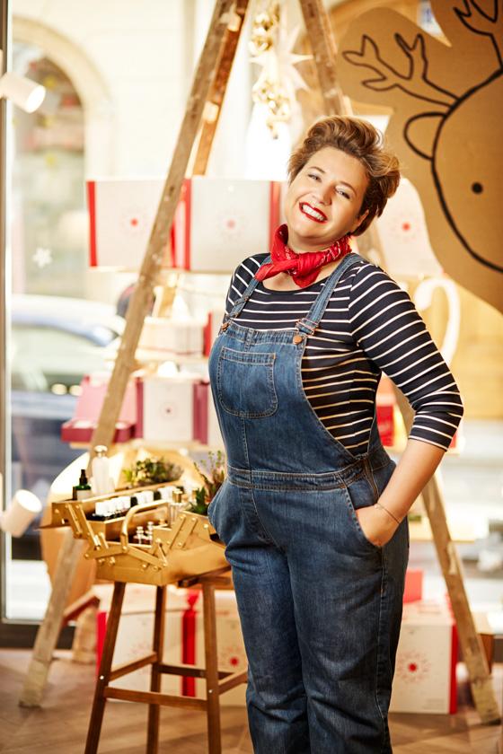 Working Mum Christina Wolff Staudigl