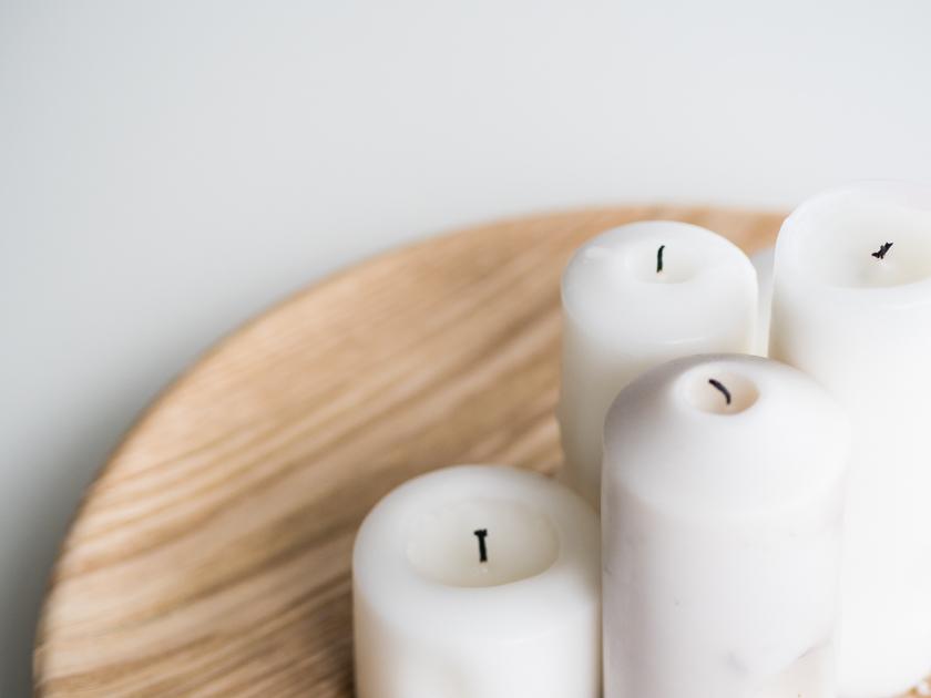Wohnideen mit Kindern_Kerzen