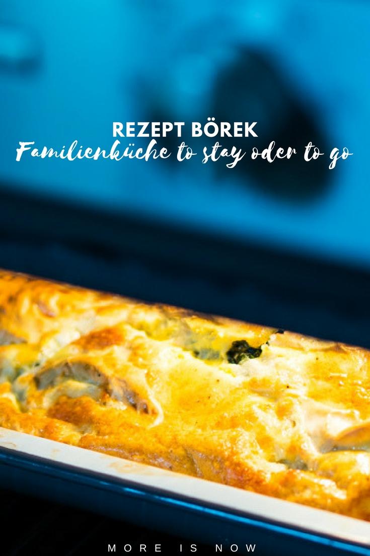 Börek Familienküche_Spinat Feta Auflauf