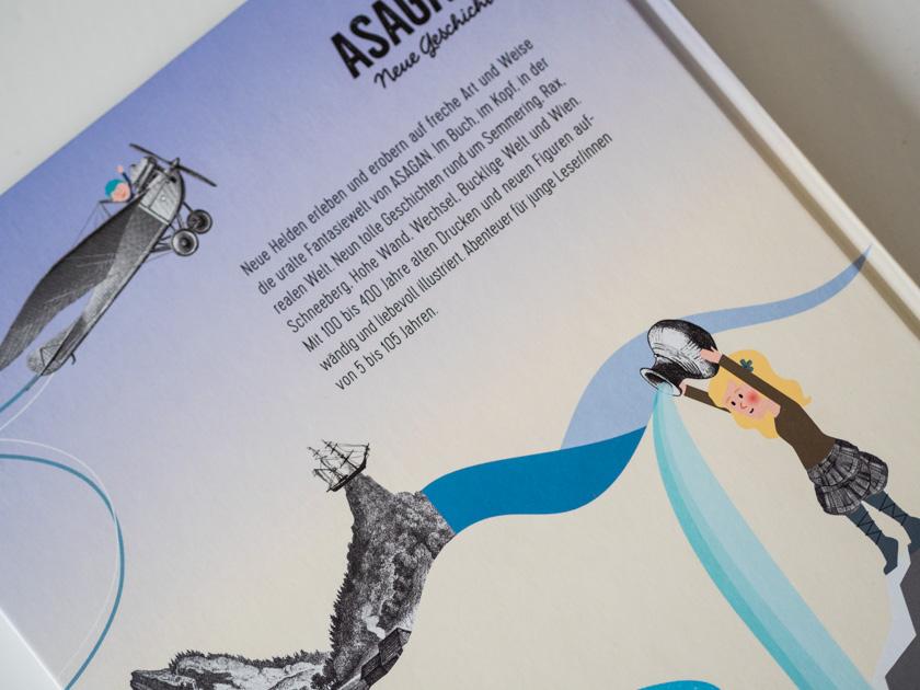 Kinderbuch Asagan_Buchcover