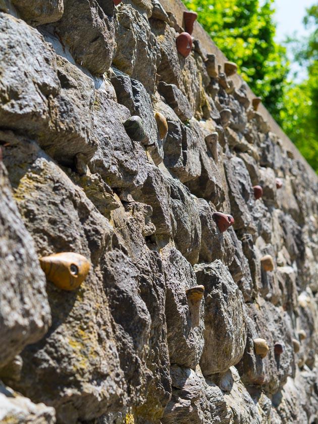 Tipps für einen entspannten Familienurlaub_Kletterwand