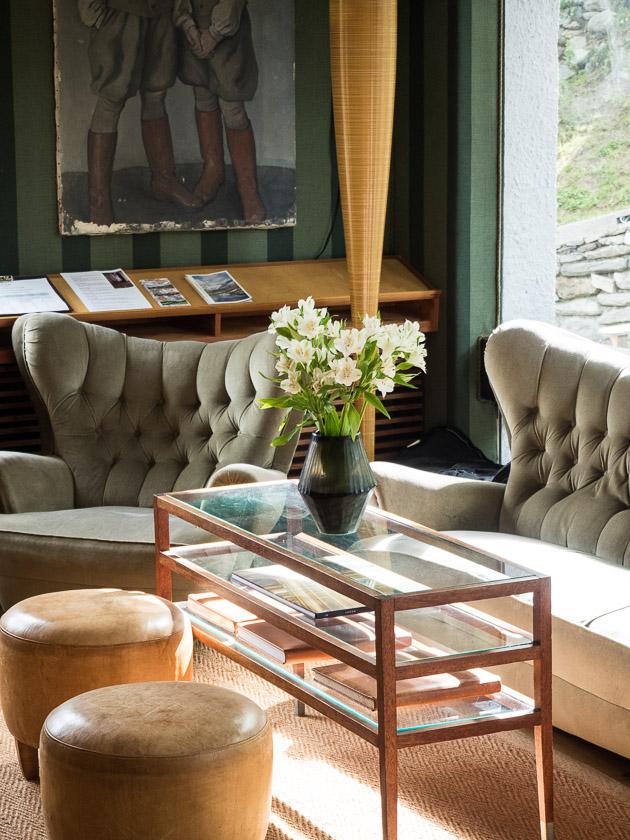 Tipps für einen entspannten Familienurlaub_Lounge Area
