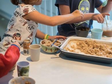 Meal Prep für Familien_Kinder esssen