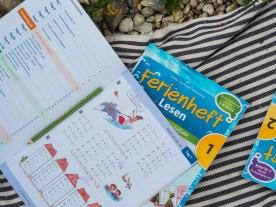 Sommerferien Bucket List_VERITAS Ferienheft Lesen
