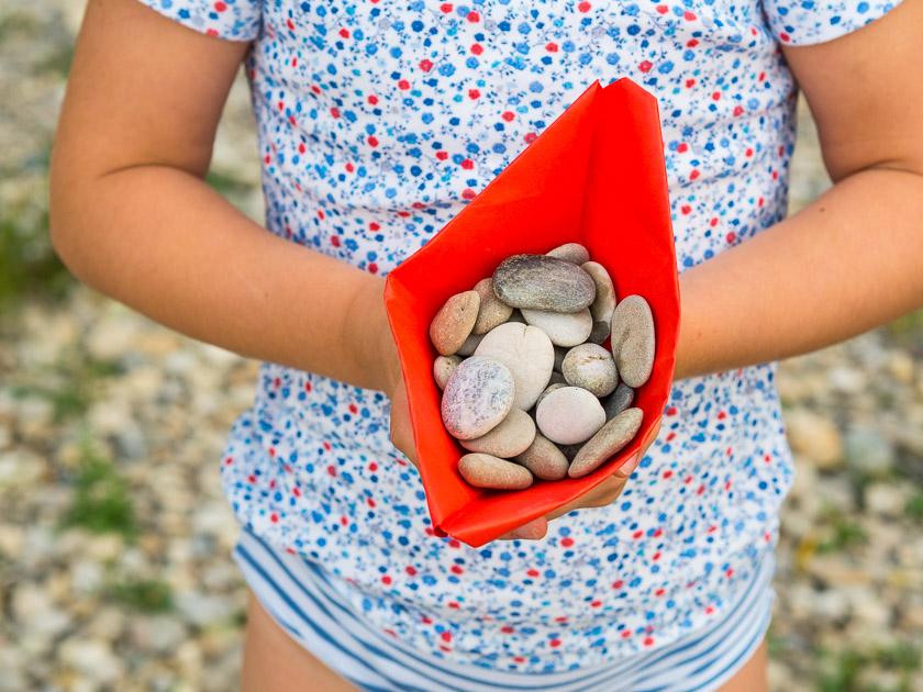 Sommerferien Bucket List_Flusssteine