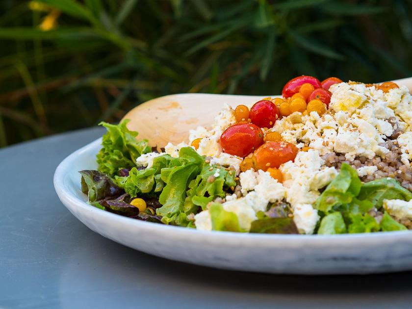 Als Mama fit bleiben_Rezept Buchweizen Salat