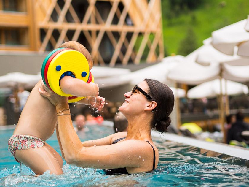 Feuerstein Nature Family Resort - Das Sahnehäubchen zum Schluss & die Erlebnis Sehnsucht!