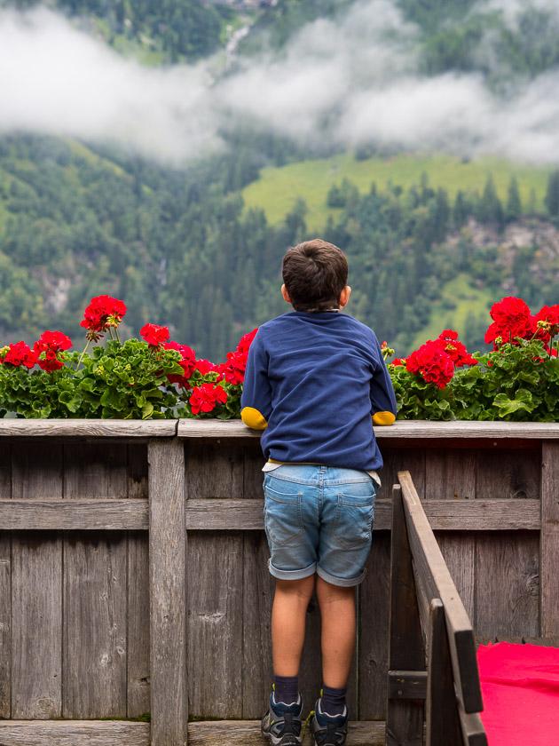 Feuerstein Nature Family Resort_Familienwanderung