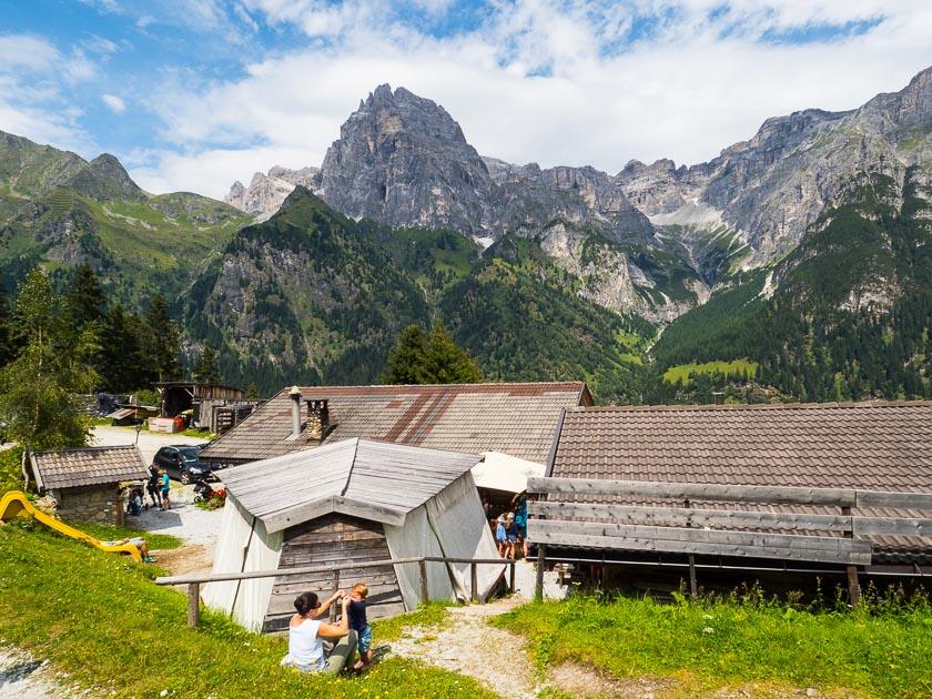 Feuerstein Nature Family Resort_Alm