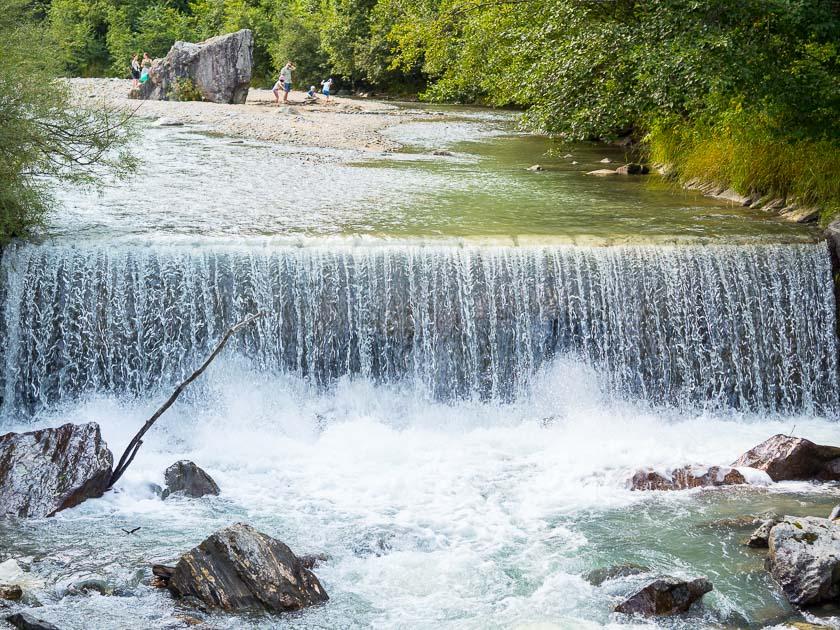 Feuerstein Nature Family Resort_Wasserfall