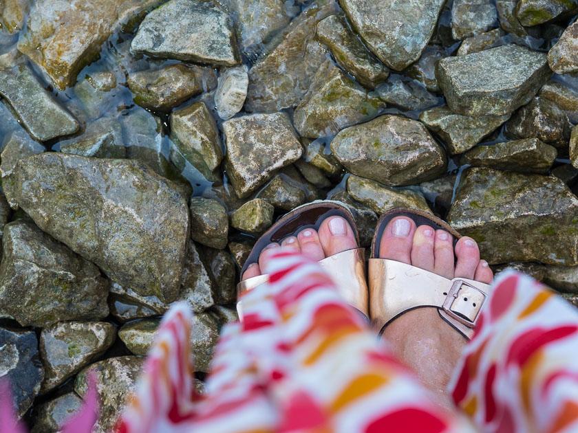 Urlaub am Gardasee mit Kindern_See