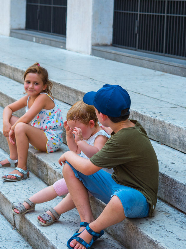 Urlaub am Gardasee mit Kindern_Hitze