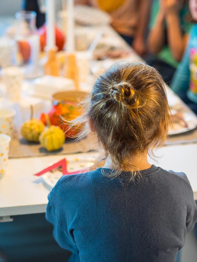 Brunchparty Kindergeburtstag für Mädchen_Geburtstagstafel