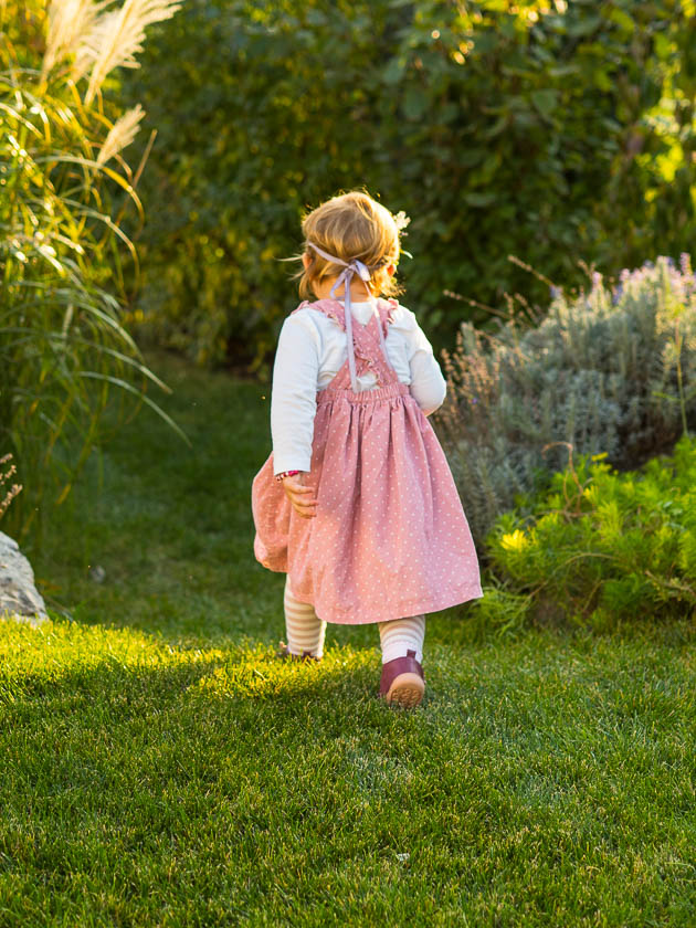 Brunchparty Kindergeburtstag für Mädchen_Blumenmädchen