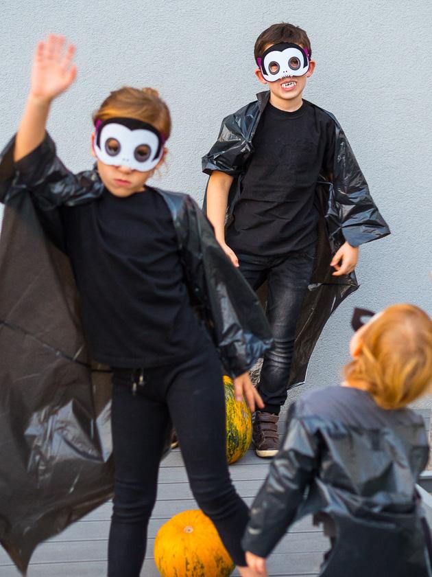 Last Minute Halloween_Fledermäuse