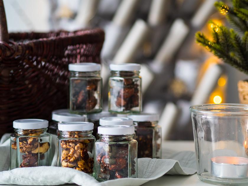Adventkalender Füllung für Kinder_Weihnachts-Crunch gesund