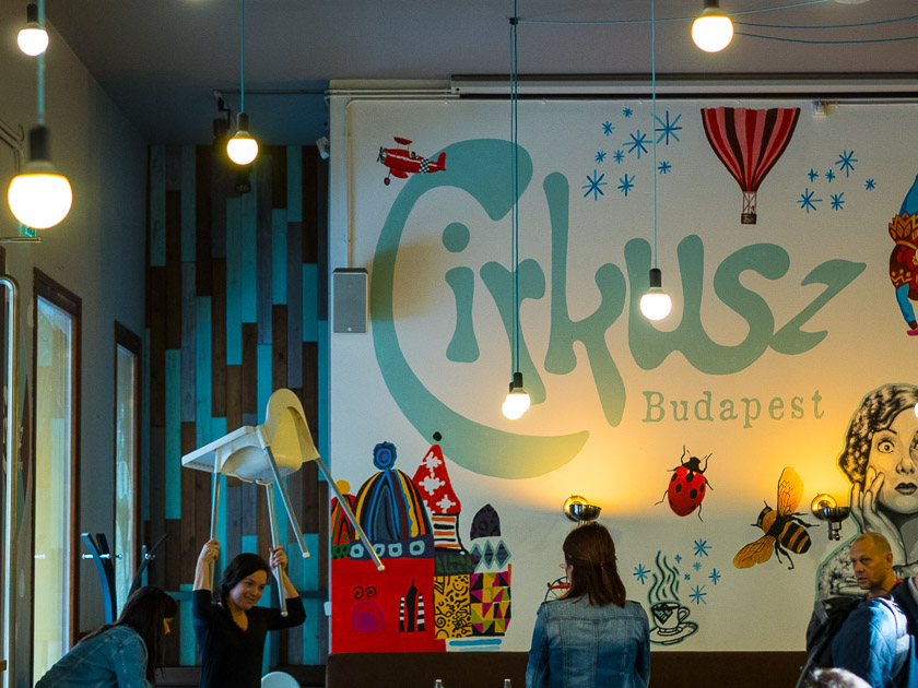 Budapest Guide mit Kindern_Cirkusz