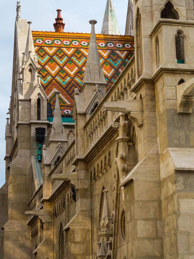 Budapest Guide mit Kindern_Matthias Basilika
