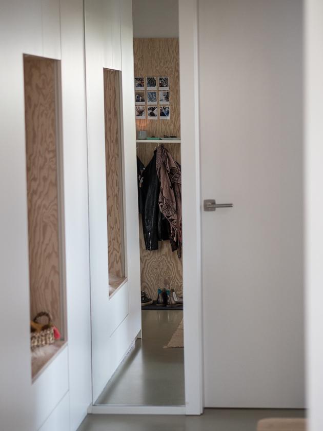 Garderobe für Familien_Spiegel