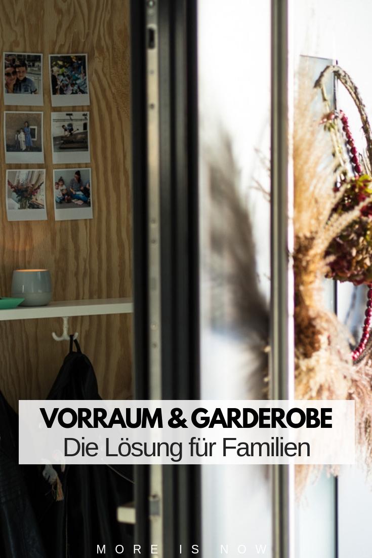 Vorraum für Familien