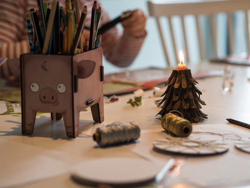 Hyggeliger Advent-Sonntag_Kerzen anzünden