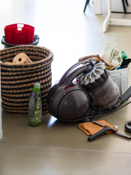 Aufräumen, aussortieren und nachhaltig Ordnung halten
