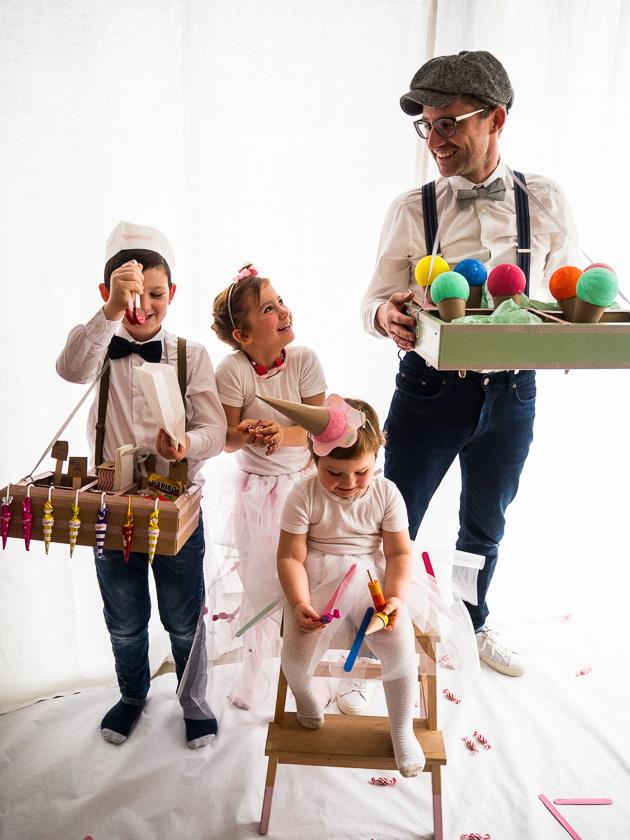 Familien-Faschings-Verkleidung_Kostüme selber machen