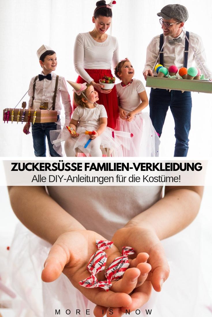 Zuckersüße Familie
