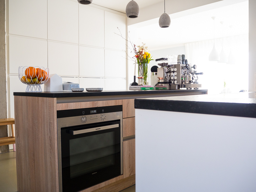 Familien-Küchen-Organisation leicht gemacht-Küchenanordnung