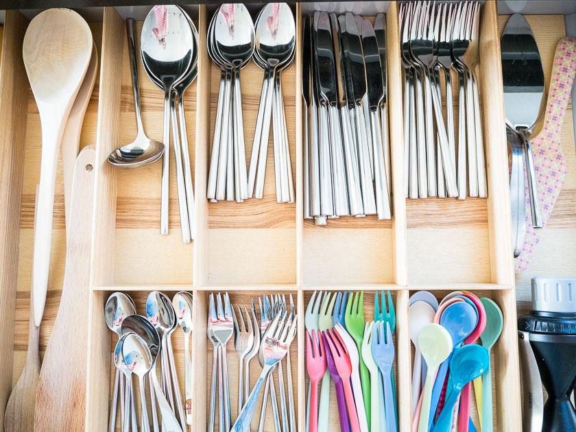 Küchenutensilien für Familien_Küchenwerkzeug