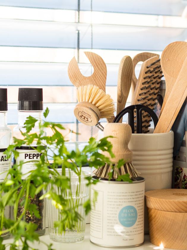 Familien-Küchen-Organisation leicht gemacht_Küchen Dekoration